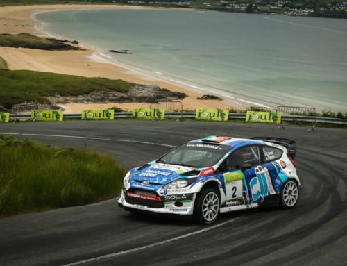 2020 Joule Donegal International Rally postponed