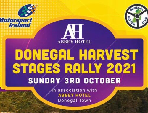 Entries Now Open for Harvest Rally!