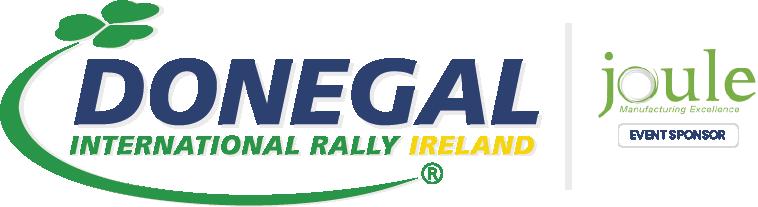 Donegal International Rally Logo